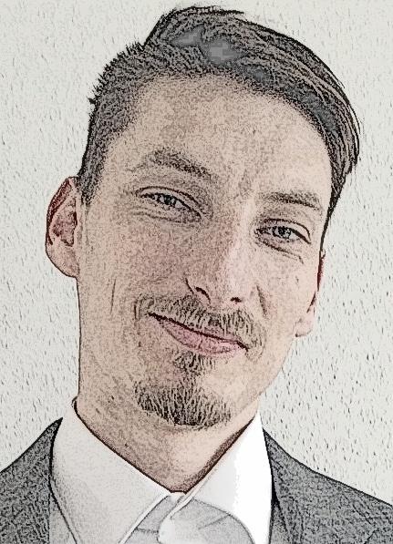 Passbild von René Schröter