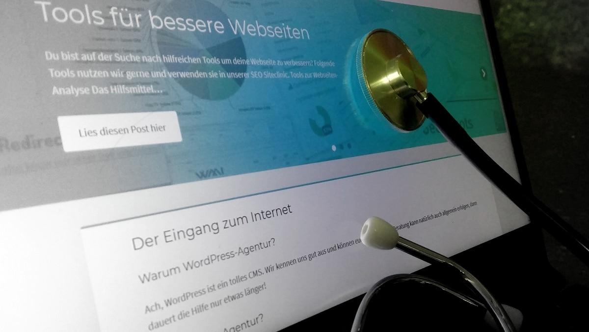 Teaser: Webseiten untersuchen